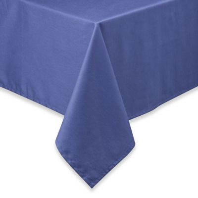 Newport 70-Inch Square Tablecloth in White