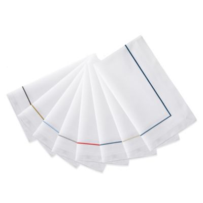 Waterford® Linens Classic Napkins in Platinum (Set of 4)