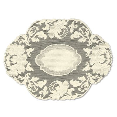 Heritage Lace® Windsor Placemat in Ecru