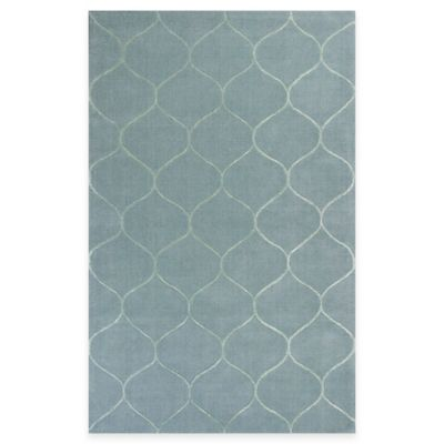 KAS Transitions Area 8-Foot x 10-Foot Rug in Frost Harmony