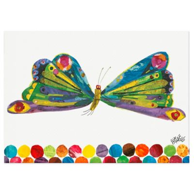 Eric Carle Butterfly Baby & Kids