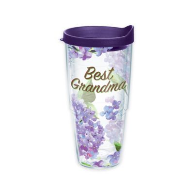 Tervis 24-Ounce Purple Wrap Tumbler