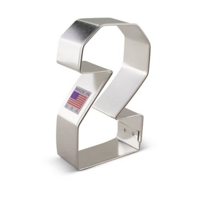 "Ann Clark 3-Inch Number ""2"" Cookie Cutter"