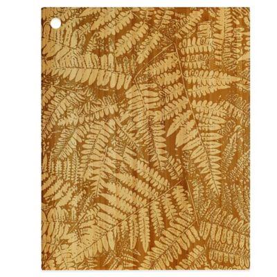 Totally Bamboo™ 14-Inch x 11-Inch Bamboo Cut-N-Serve Board