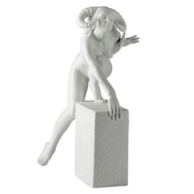 Royal Copenhagen Zodiac Female Aries Figurine