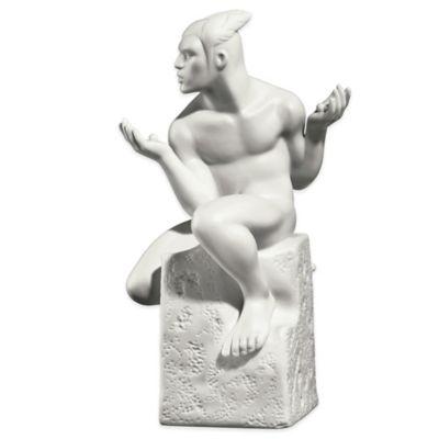 Royal Copenhagen Zodiac Male Gemini Figurine