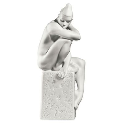 Royal Copenhagen Zodiac Male Virgo Figurine