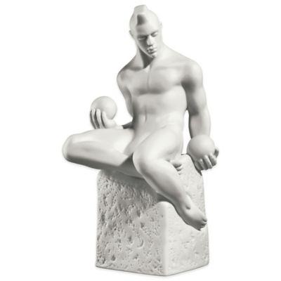 Royal Copenhagen Zodiac Male Libra Figurine