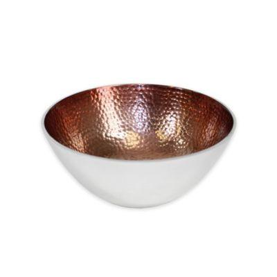 Brown Round Bowls