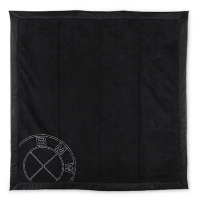 Maclaren BMW Park Blanket in Black