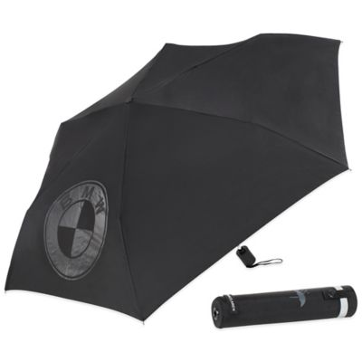 Maclaren BMW Umbrella with Storage Case in Black