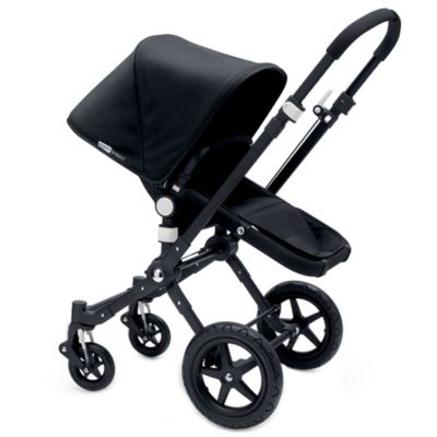Bugaboo Cameleon3 2015 Base Stroller in Black/Black