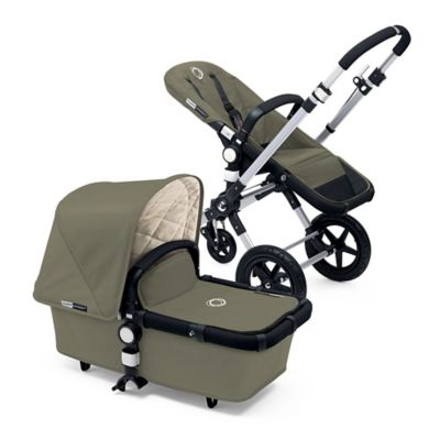 Bugaboo Cameleon3 Classic Collection Complete Stroller in Dark Khaki