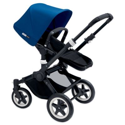 Bugaboo Buffalo 2015 Base Stroller in Black/Black