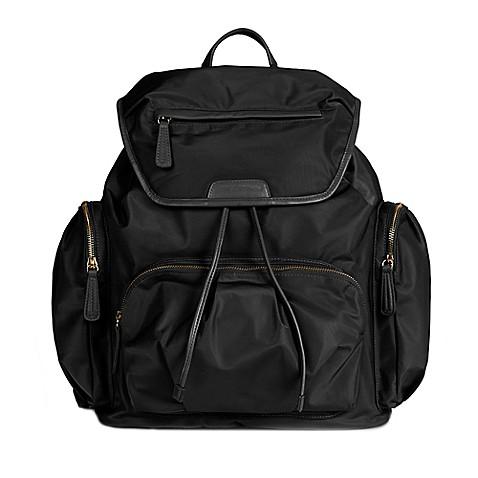 diaper backpacks twelvelittle allure backpack diaper bag in black from b. Black Bedroom Furniture Sets. Home Design Ideas