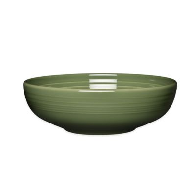Fiesta® Large Bistro Bowl in Sage