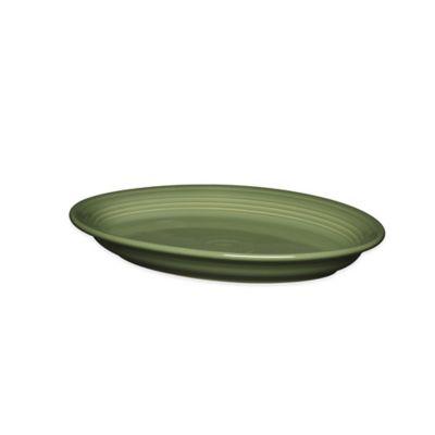 Fiesta® 13-5.8-Inch Oval Platter in Sage