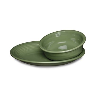 Fiesta® Companion 2-Piece Bowl Set in Sage