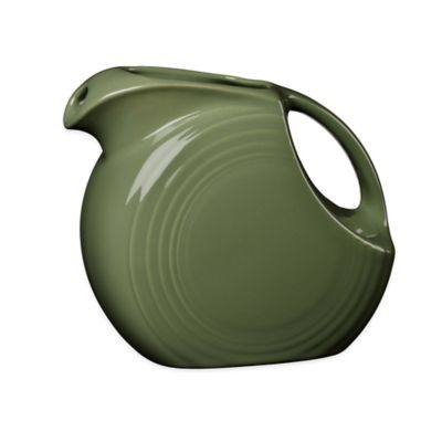 Fiesta® Large Pitcher in Sage