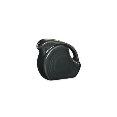 Fiesta® Mini Disk Pitcher in Slate