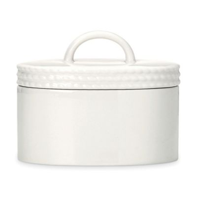 kate spade new york Wickford Covered Sugar Bowl