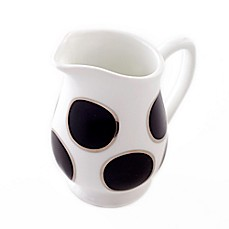 CRU by Darbie Angell Black Pearl Creamer
