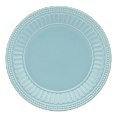 Lenox® French Perle Everything Plate in Robins Egg