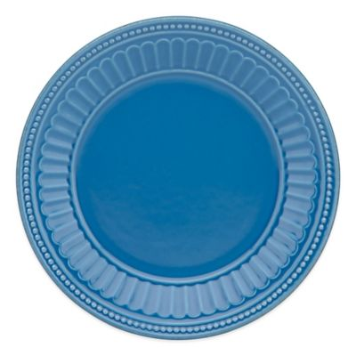 Lenox® French Perle Everything Plate in Marine Blue