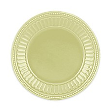 Lenox® French Perle Groove Plate in Pistachio
