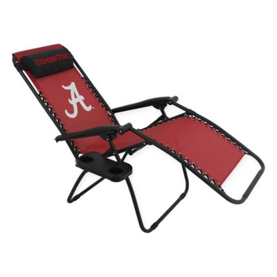 University of Alabama Zero Gravity Chair