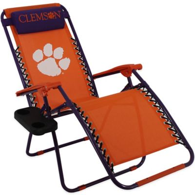 Clemson University Zero Gravity Chair