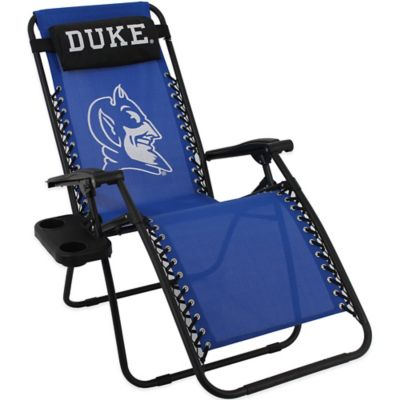 Duke University Zero Gravity Chair