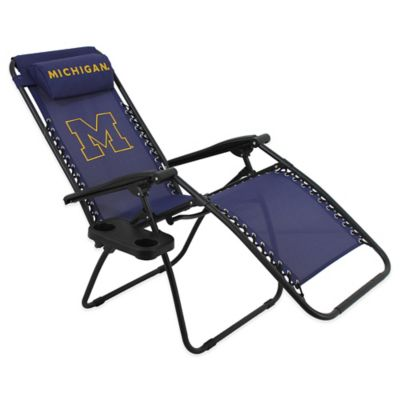 University of Michigan Zero Gravity Chair