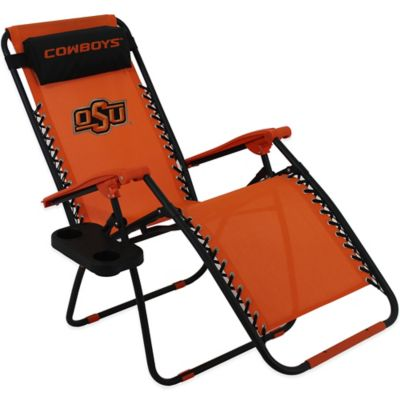 Oklahoma State University Zero Gravity Chair