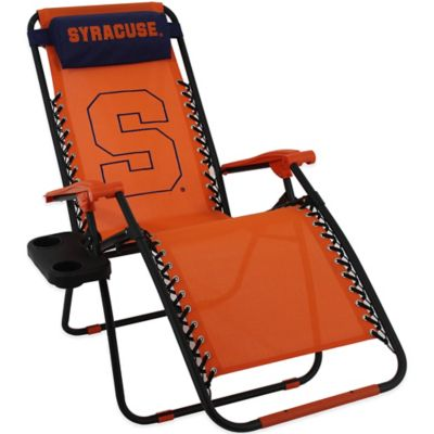 Syracuse University Zero Gravity Chair