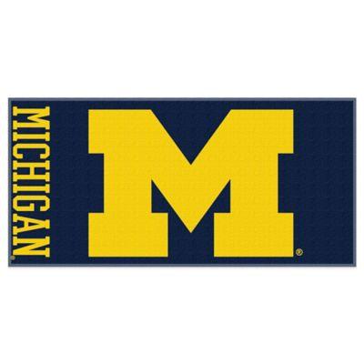 University of Michigan Super-Sized Beach Towel