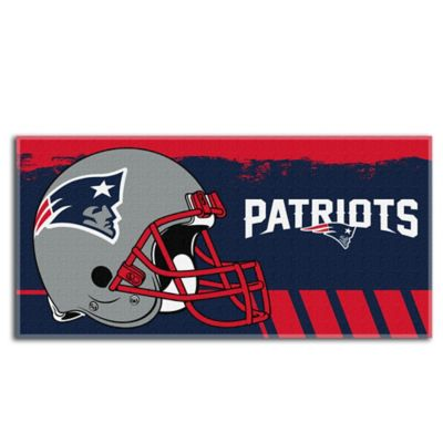 NFL New England Patriots Super-Sized Beach Towel