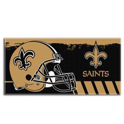 NFL New Orleans Saints Super-Sized Beach Towel