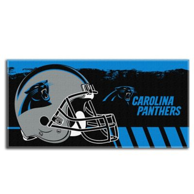 NFL Carolina Panthers Super-Sized Beach Towel