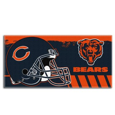 NFL Chicago Bears Super-Sized Beach Towel