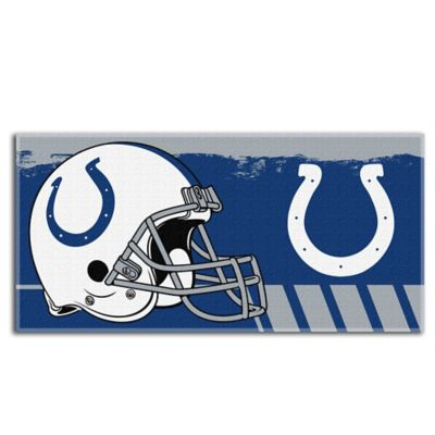 NFL Indianapolis Colts Super-Sized Beach Towel