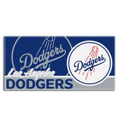 MLB Los Angeles Dodgers Super-Sized Beach Towel