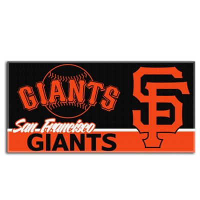 MLB San Francisco Giants Super-Sized Beach Towel