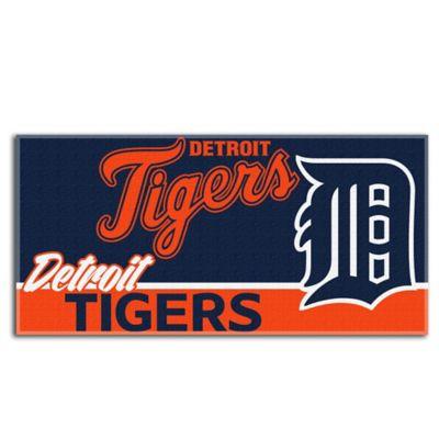 MLB Detroit Tigers Super-Sized Beach Towel