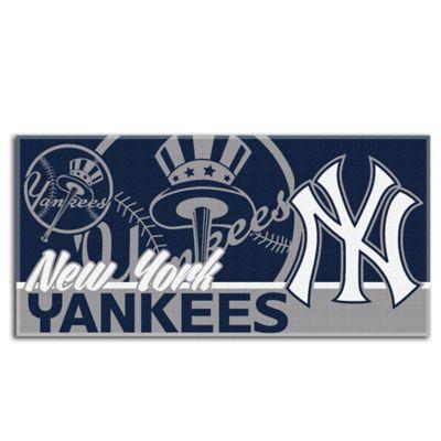 MLB New York Yankees Super-Sized Beach Towel