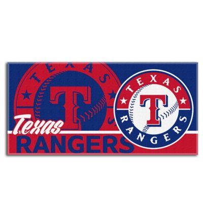 MLB Texas Rangers Super-Sized Beach Towel