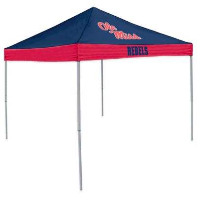 University of Mississippi Economy Tent