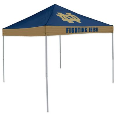 University of Notre Dame Canopy Tent
