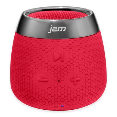 JAM® Replay Wireless Bluetooth® Speaker in Red