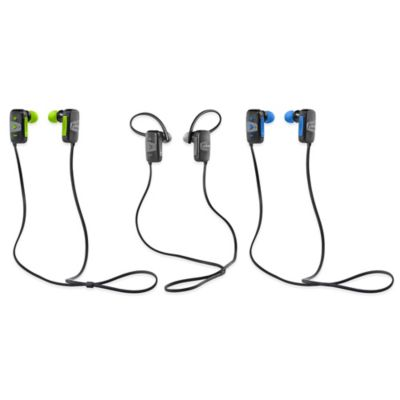 Jam® Transit Mini Bluetooth® Wireless Earbuds in Green